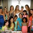 Jessica Hernadez's bridal shower party