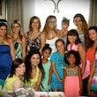 Jessica Hernadez's bridal shower party