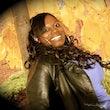 Ebony Robinson's fall model portrait pictures