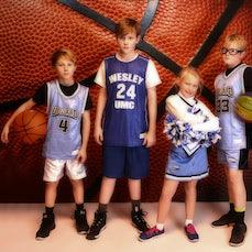 Upward Basketball - Wesley UMC