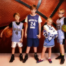 Upward Basketball - Wesley UMC