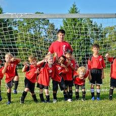 Marshall Family Y Soccer 2015