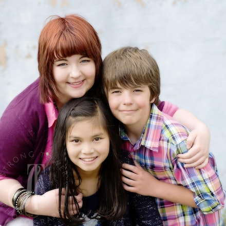 Audrey, Brody, and Charlette...2014