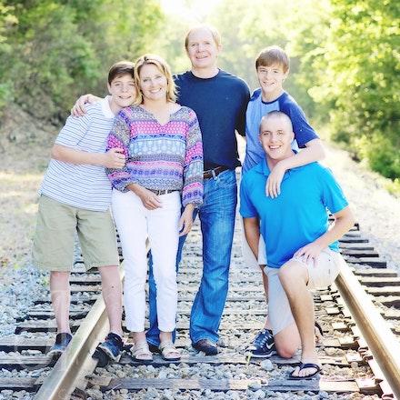 Clark Family....2014