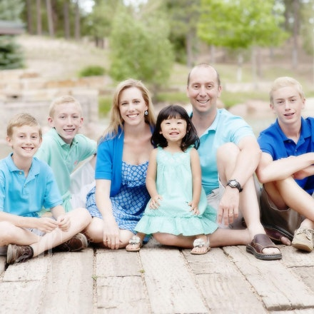 Baroni Family 2014