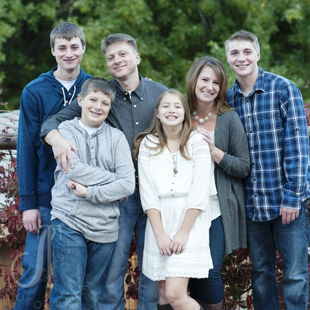 Garver Family 2015