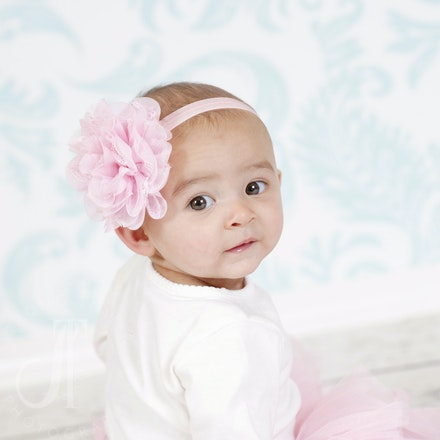 Sweet Maryn!! 7 months old...