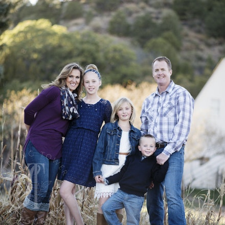 Heflin Family 2016