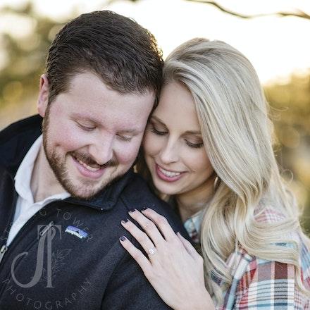 Morgan and Braden..She said YES!! - 10-29-16