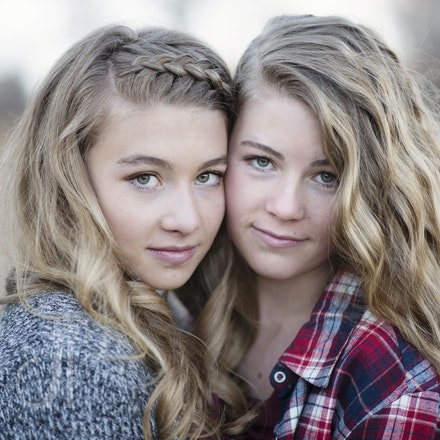 Kyleigh and Clancey...so beautiful!!