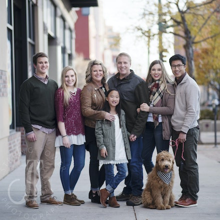 Smalley Family 2017