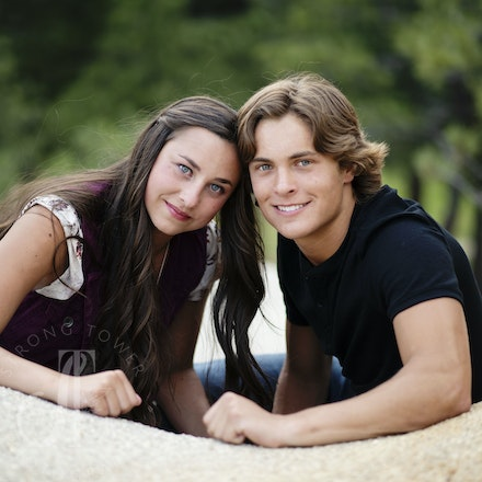 Ethan and Autumn....Class of 2019 - The Classical Academy