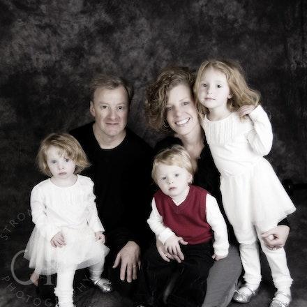 The sweet Daniel family...