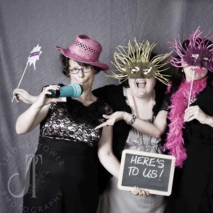 CSCS Class of 1992 - 20th High School Reunion!!  Photo Booth Fun!!