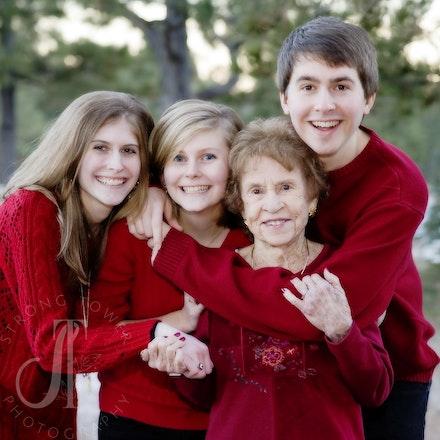 Larson Family 2013