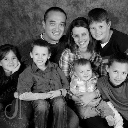 Bajza Family 2013