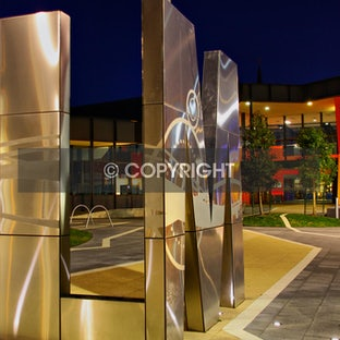 Modern Architecture - Modern Architecture continues to inspire photographers, artists and the public alike.