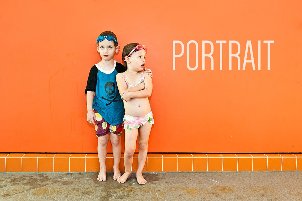 portrait photography family couples children