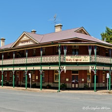 Rural Architecture - Photos of grand buildings found in Australia