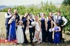 Betty & Joseph - Bridal Party & Family Photos
