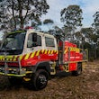 Blakers Rd Hazard Reduction - The Hills RFS conducted a large Hazard Reduction today at Maroota.   The HR was bound by Stevensons Fire Trail, Wisemans...