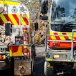 Glenbrook Bushfire 15/2/2018 - Thursday 15th February Emergency Services responded to a bushfire at Glenbrook, in the Blue Mountains.