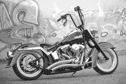 carter - one tough bike