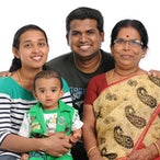 gobi anand - family