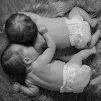 Isla & Harlea - Newborn - Studio Shoot