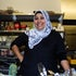 IK_06-03-14_0026 - Samira El Khafir poses in her kitchen at the Australian Islamic Museum in Melbourne, Australia on March 6th 2014.
