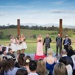 Bruce & Sonya - Wedding - Killara Estate