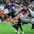 NRL 2015-14 - Ryan Hinchcliffe (Melbourne Storm)  Digital Image by Ian Knight © nrlphotos.com: NRL, Rugby League, Round 5, Melbourne Storm v New Zealand...