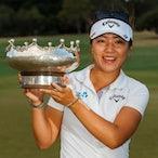 2015 Australian Womens Open - Royal Melbourne Golf Club, February 2015.