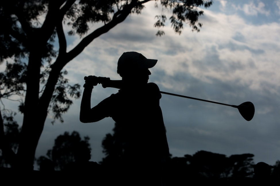 IK_190215_0071 - Karrie Webb (AUS) tees off on the 14th hole during Day 1 of the ISPS Handa Women's Australian Open played at Royal Melbourne Golf Club,...