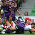 Marshall, B Try 1603071002 - NRL Premiership - Round 01 - Melbourne Storm V St George Dragons - 07 March 2016 - AAMI Park, Melbourne, Vic - Ian Knight