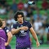 Harris, T 1603071053 - NRL Premiership - Round 01 - Melbourne Storm V St George Dragons - 07 March 2016 - AAMI Park, Melbourne, Vic - Ian Knight
