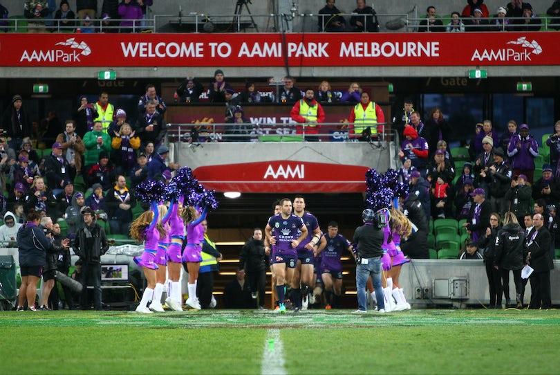 Smith, C 1606260428 - NRL Premiership - Round 16 - Melbourne Storm V Wests Tigers - 26 June 2016 - AAMI Park, Melbourne, Vic - Ian Knight