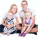 Burton Family 2015 - Studio Family Photos