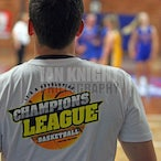 Champions League Basketball Tournament