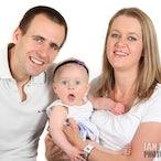 Burton Family - Studio Shoot