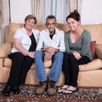 Beryl, Jeff & Family - In Home Shoot