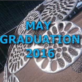 May Graduation 2016