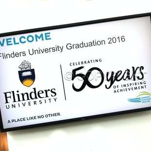 Flinders 2016 Graduation