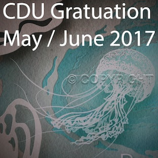 May June 2017 CDU Graduations