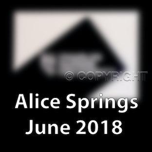 CDU Graduation June 2018 - Alice Springs