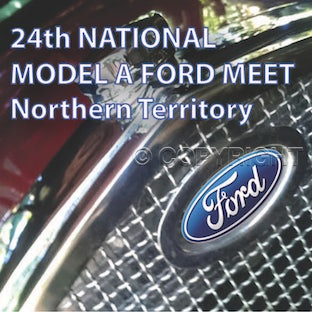 24th National Model A Ford Meet 2016