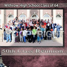 Withrow Class Reunion of 64