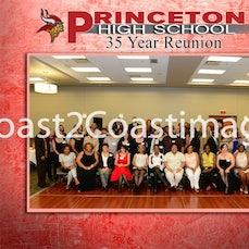 Princeton Class of 79 Reunion 35yr