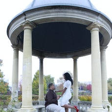 Kyle Barden & Shaquetta Foutner Engagement Photos