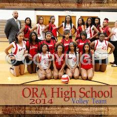 DSA High Volley Ball Photo